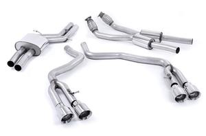 Выпускная система Milltek для Audi S6 C6/S7 C7