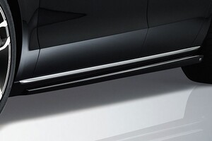 Накладки на пороги ABT для Audi A8 8H