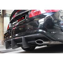 Карбоновый диффузор для Mercedes E-Class Coupe C207