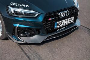 Карбоновые накладки Capristo для Audi RS5 B9