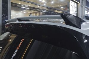 Спойлер Techart для Porsche Cayenne E3
