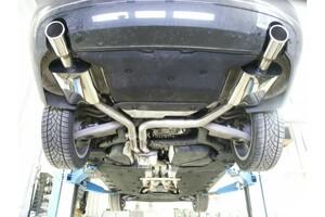 Глушители FOX для Audi A8 4H