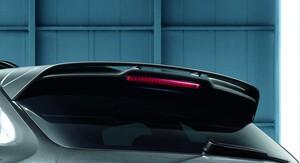 Спойлер для Porsche Cayenne 958
