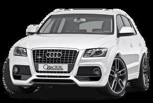 Передний бампер Caractere для Audi Q5 8R