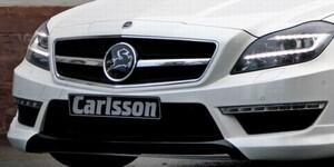 Накладка переднего бампера Carlsson для Mercedes CLS63 AMG C218