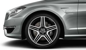 19'' Литой диск AMG для Mercedes CLS C218