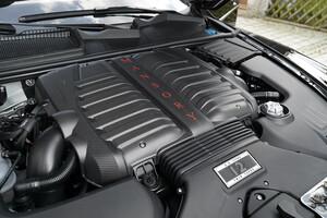 Карбоновая крышка двигателя Mansory для Bentley Bentayga