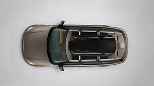 Багажный бокс для Range Rover Velar