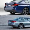 Задние рестайлинговые фонари для BMW G30