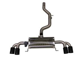 Глушитель ABT для Audi S1