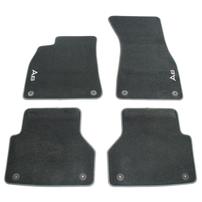 Велюровые коврики Premium для Audi A6 C8