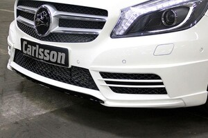 Накладка переднего бампера Carlsson для Mercedes A-Class W176