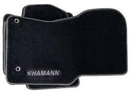 Велюровые коврики Hamann для Jaguar F-Pace