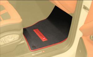 Велюровые коврики Mansory для Porsche Macan