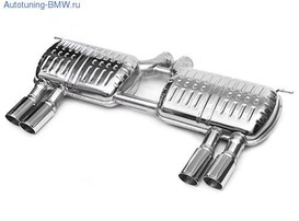 Глушитель Eisenmann для BMW X6M E71