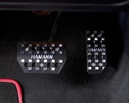 Накладки на педали Hamann для Range Rover Evoque