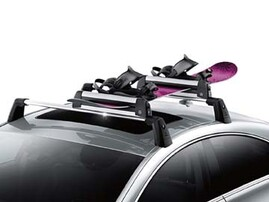 Багажник на крышу для Mercedes CLS Shooting Brake X218
