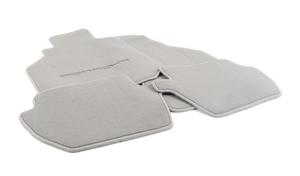Велюровые коврики для Porsche Macan