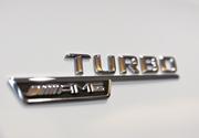 Комплект шильдиков AMG Turbo