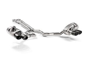 Глушитель Akrapovic для Porsche Panamera 971