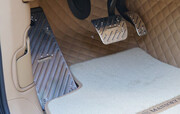Накладки на педали Mansory для Bentley Bentayga