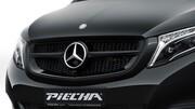 Решетка радиатора Piecha для Mercedes V-Class W447