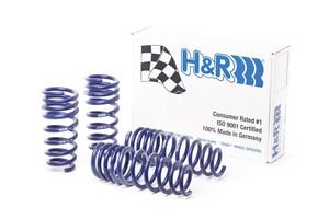 Пружины H&R для Mercedes AMG GT C190