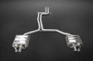 Выхлопная система Capristo для Audi RS6 RS7 C7