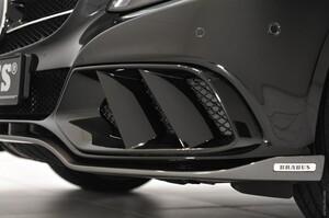 Вставки в бампер Brabus для Mercedes C-Class W205