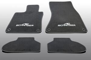 Велюровые коврики AC Schnitzer для Jaguar F-Pace