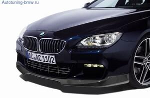 Накладка переднего бампера AC Schnitzer для BMW F06/F13 6-серия