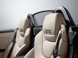 Ветрозащитный экран для Mercedes SLC SLK R172