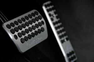 Накладки на педали АКПП Carlsson для Mercedes