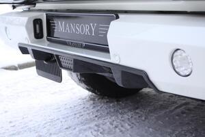 Задний бампер Mansory для Mercedes G-Class