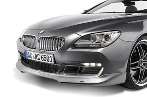 Накладка переднего бампера AC Schnitzer для BMW F06 Gran Coupe 6-серия