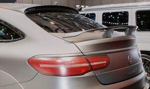 Карбоновая накладка Mansory на багажник для Mercedes GLE Coupe