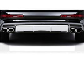 Диффузор JE Design для Audi Q7 4M