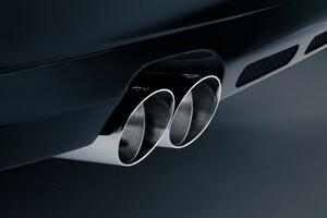 Выхлопная система Brabus  для Mercedes C180 C200 W204