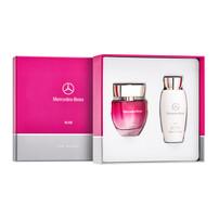 Набор женской парфюмерии Mercedes Rose