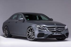 Обвес Lorinser для Mercedes W213