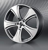 22'' Литой диск Hofele Reverso II для Audi Q7