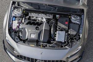 Распорка передних стоек AMG для Mercedes C118 W177