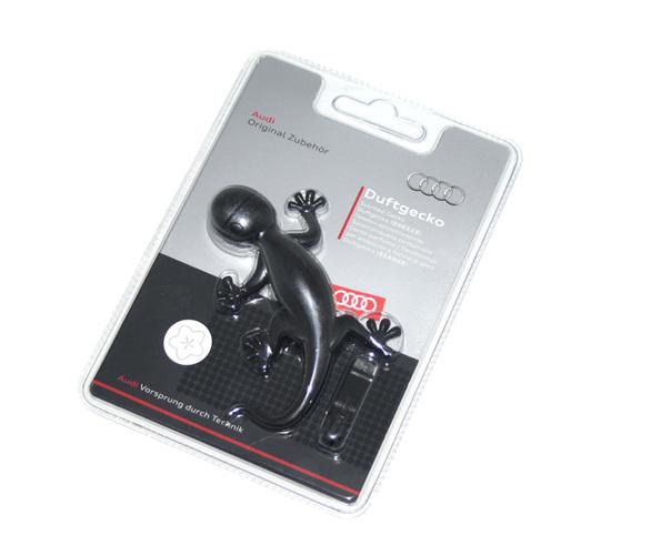 Оригинальный ароматизатор Audi, черный