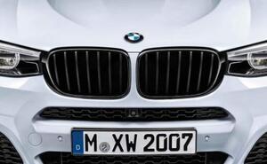 Решетка радиатора M Performance для BMW X3 F25 LCI