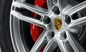 Заглушки центрального отверстия диска для Porsche Macan