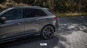 Пружины с занижением H&R для Audi Q3 F3 4WD