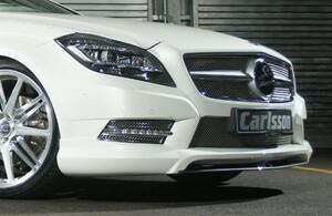 Накладка переднего бампера Carlsson для Mercedes CLS C218