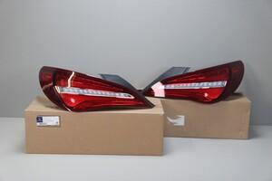 Рестайлинговые фонари для Mercedes CLA C117