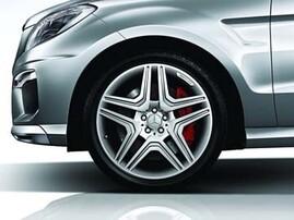 21'' Литой диск AMG для Mercedes ML W166