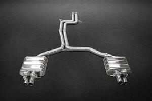 Система выхлопа Capristo для Audi RS6 RS7 4G